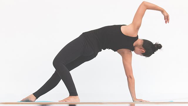 Виньяса флоу йога